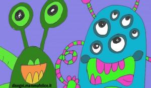 disegno-per-bambini-da-colorare-gratis-mostri-alieni-extraterrestri-marziani-spazio-pianeta-anteprima