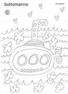 disegno-per-bambini-da-colorare-gratis-sottomarino-mare