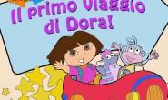 Disegno da colorare: Dora l'Esploratrice e il primo viaggio