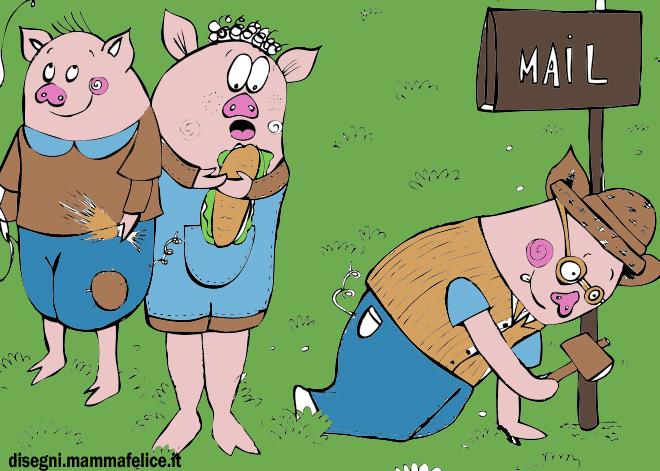 disegno-per-bambini-da-colorare-gratis-fiaba-tre-porcellini-favola-anteprima