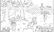 disegno-per-bambini-da-colorare-gratis-vacanze-pasqua-uova-coniglio-pasquale