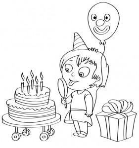 disegno-per-bambini-da-colorare-gratis-bambini-festa-compleanno-party-torta-palloncini