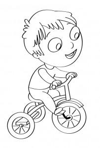 disegno-per-bambini-da-colorare-gratis-bambino-bicicletta