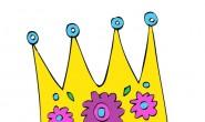 disegno-per-bambini-da-colorare-gratis-principessa-regina-anteprima
