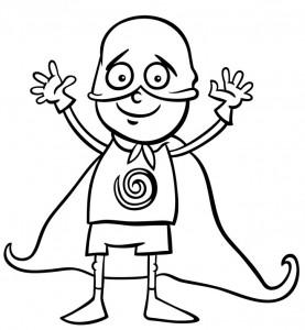 disegno-per-bambini-da-colorare-gratis-travestimento-bambino-supereroe-batman
