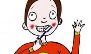 Disegno per imparare a lavarsi i denti