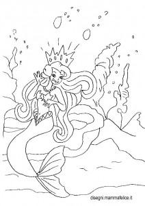 disegni-per-bambini-da-colorare-sirenetta-mare-vacanze-fiabe