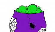 Disegni da colorare: le maschere di Halloween