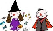 Disegni di Halloween: Dolcetto o Scherzetto?
