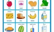Disegni da colorare per imparare l'inglese