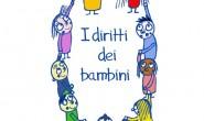 Disegno da colorare: i Diritti dei Bambini