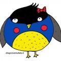disegni-da-colorare-per-bambini-inverno-animali-uccellini