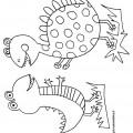 disegni-da-colorare-animali-dinosauri-divertenti