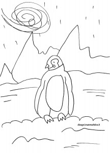disegni-da-colorare-animali-pinguino