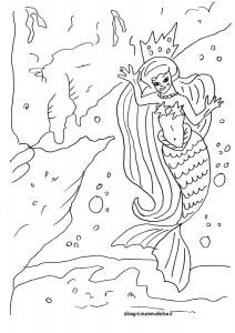 disegni-da-colorare-bambini-sirena-mare