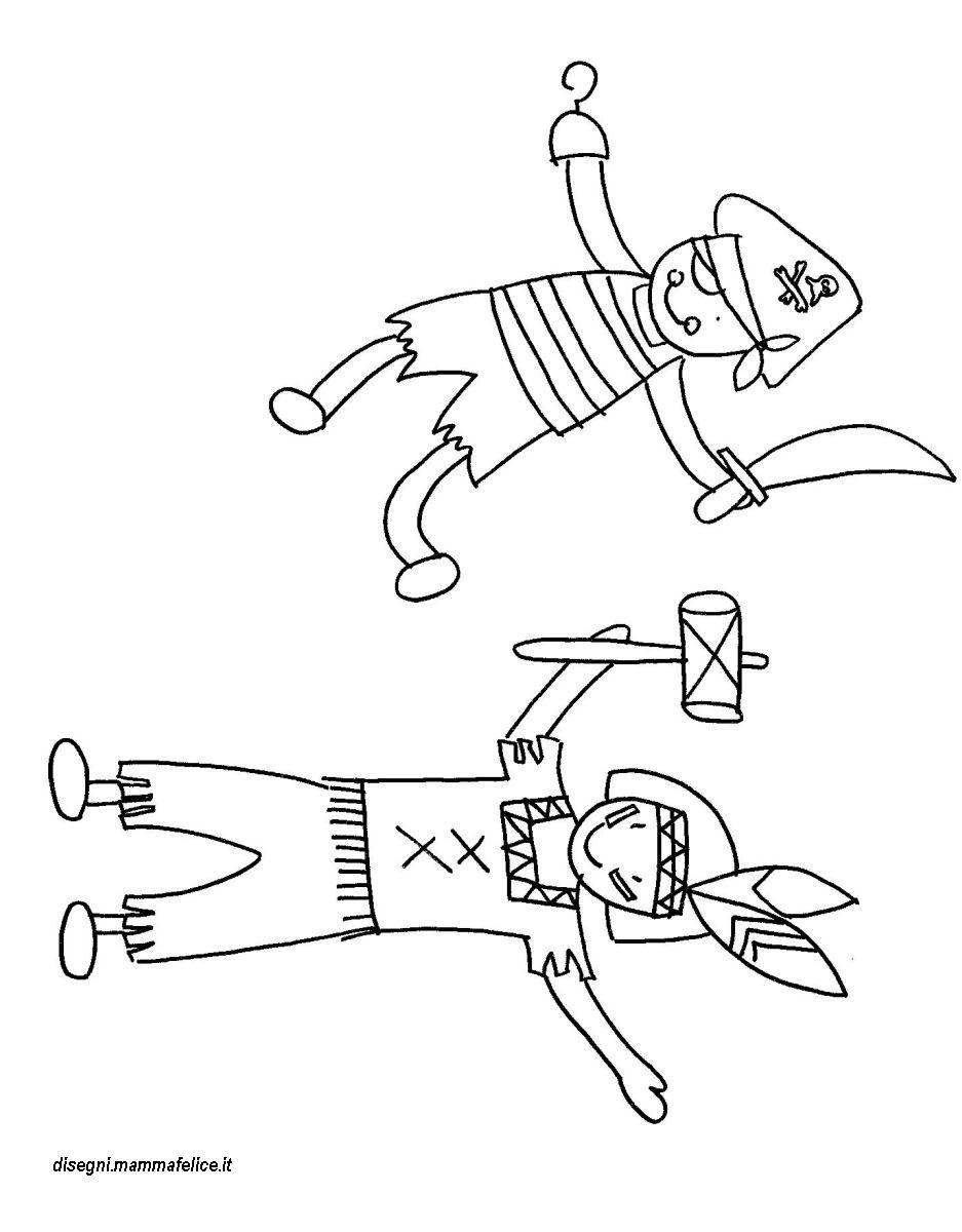 disegni-da-colorare-per-bambini-costumi-carnevale-bambini