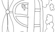 Disegno da colorare: Elicottero