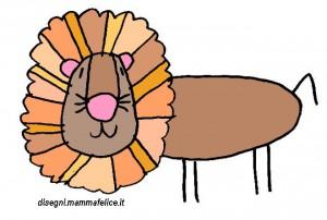 disegni-per-bambini-animali-giungla-leone