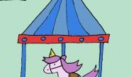 disegni-da-colorare-bambini-luna-park-giostre-fiera