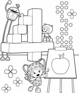 disegno-da-colorare-della-scuola