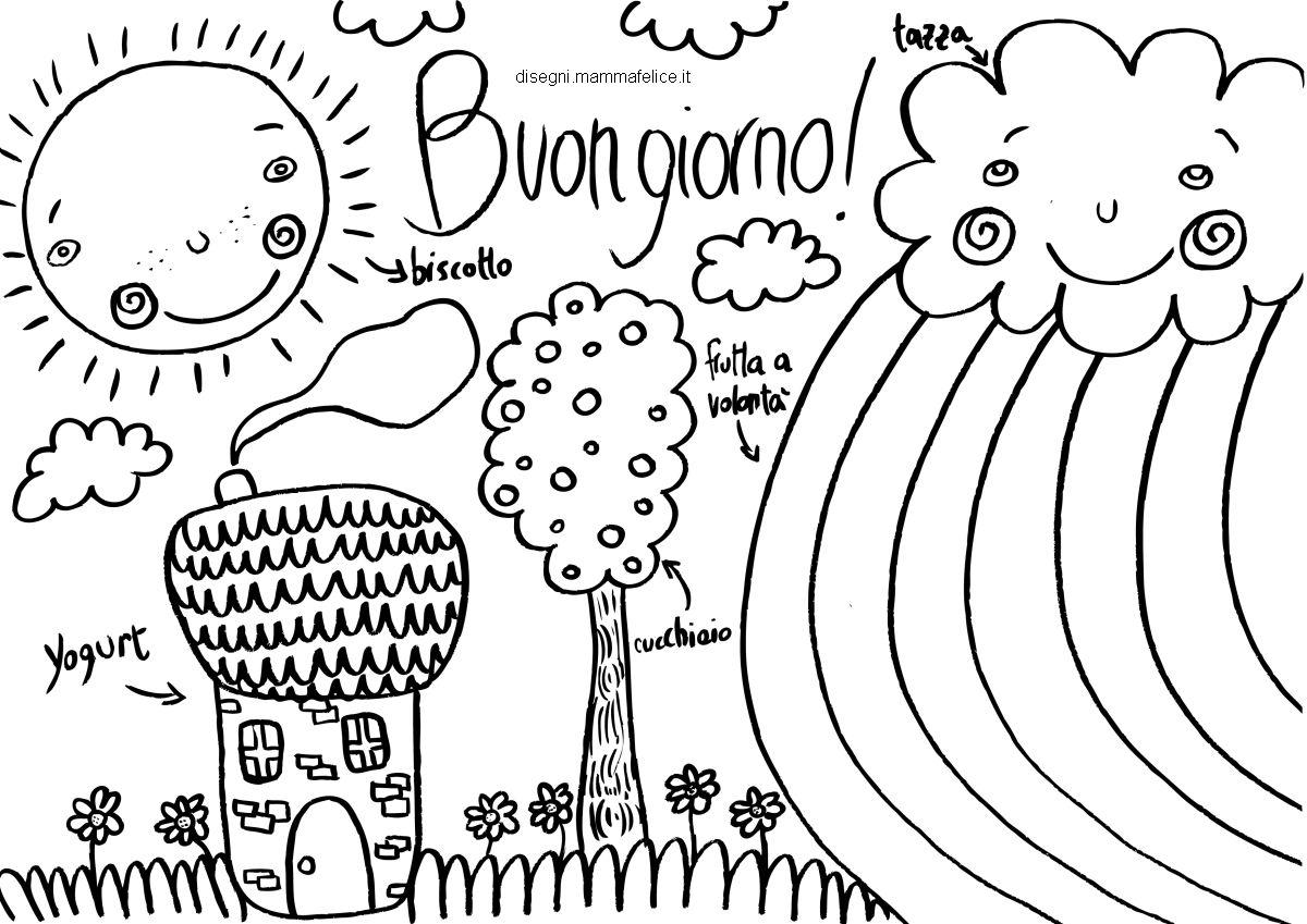 disegni per bambini da colorare gratis