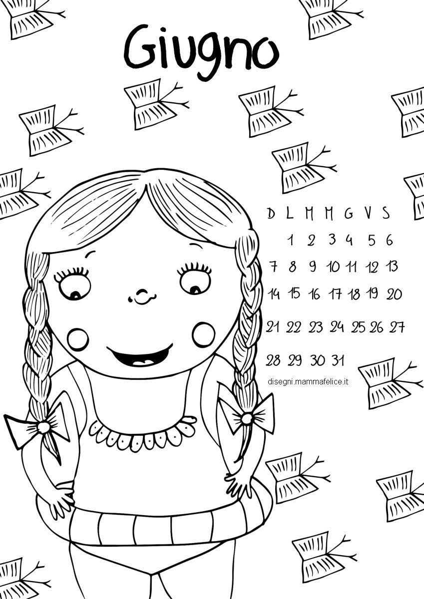 disegni-da-colorare-bambini-mese-di-giugno