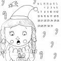 disegno-da-colorare-bambini-il-mese-di-dicembre