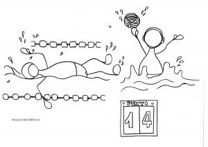 disegni-da-colorare-per-bambini-sport-acquatici-nuoto-e-pallanuoto